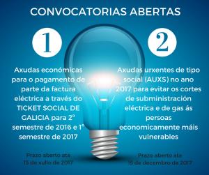 CONVOCATORIAS ABERTAS
