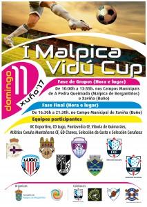 I Malpica Vidu Cup Cartel