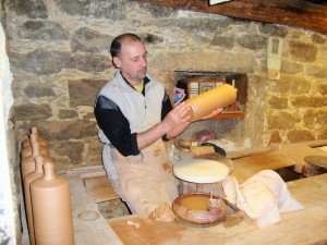 Oleiro forno do forte