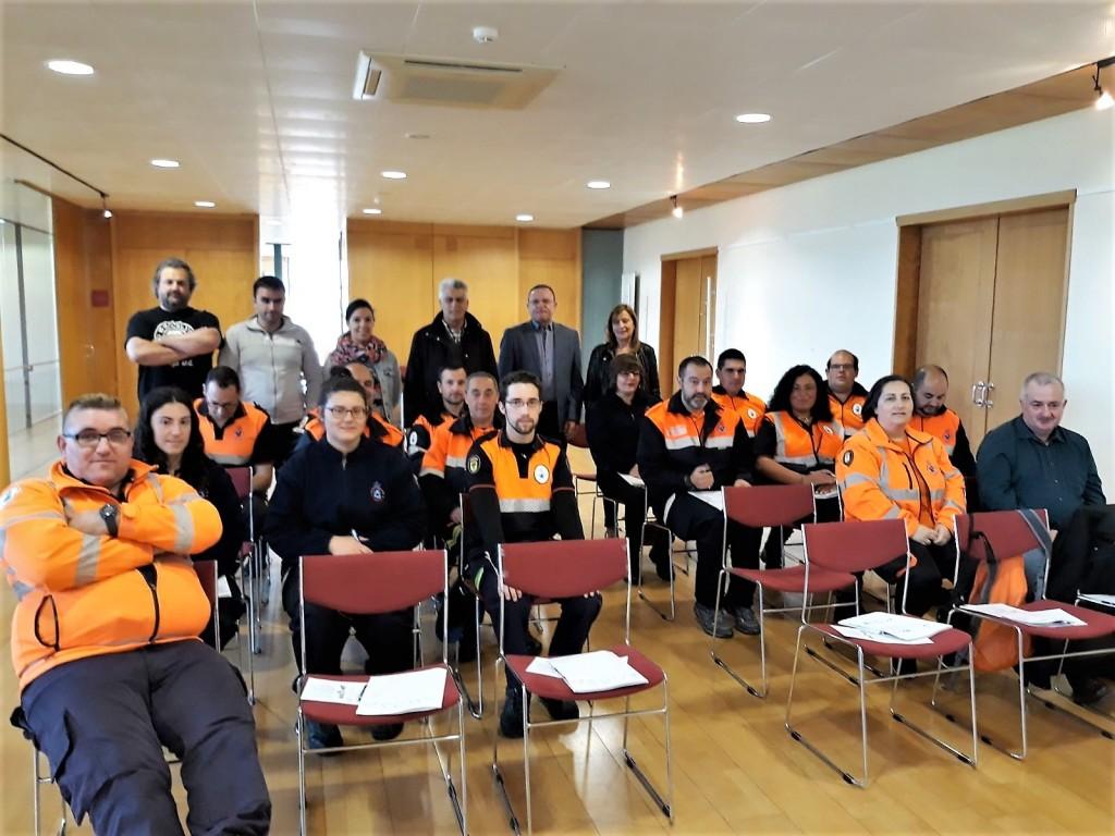 curso DESA 2018 protección civil