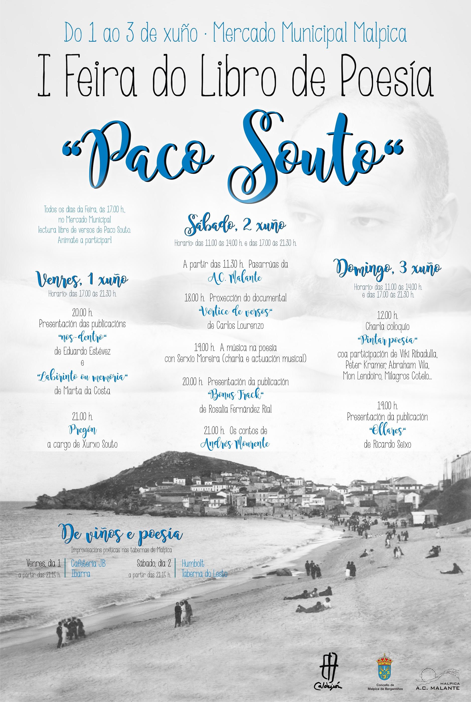 carteis I feira poesía galega maio 18 2