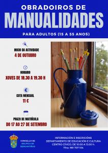 manualidades adultos 2018