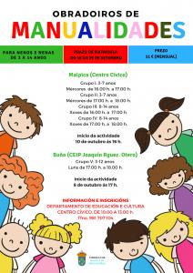 manualidades infantil 2018