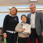 Pablo Varela Añon - 3 de primaria do Milladoiro - Saúda de Nadal (6)