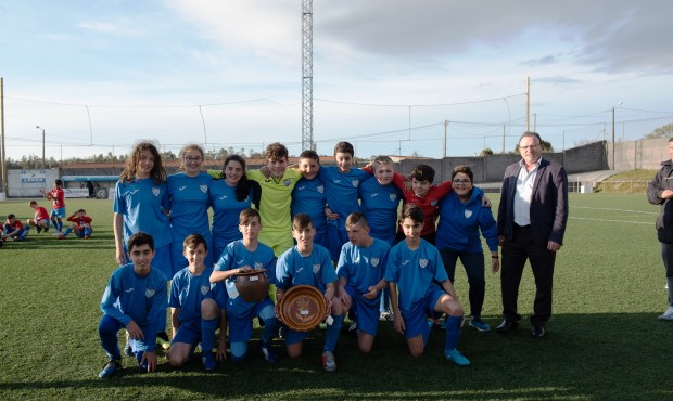 Corme CF Campión Infantil