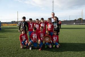 EF Luis Calvo Sanz Campión Benxamín
