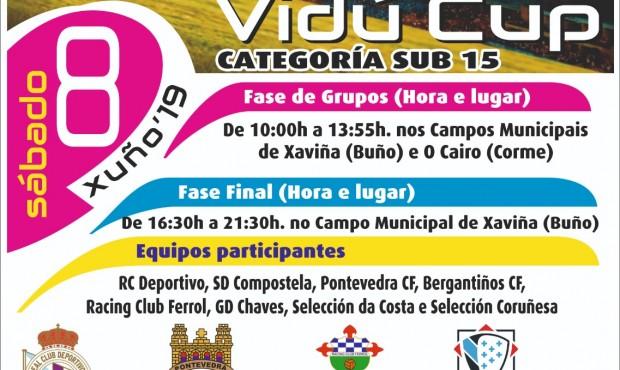 Cartel III Malpica Vidú Cup
