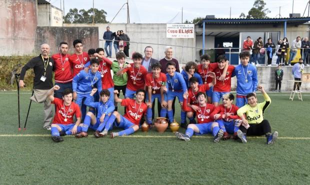 Bergantiños CF Campeón (Copiar)
