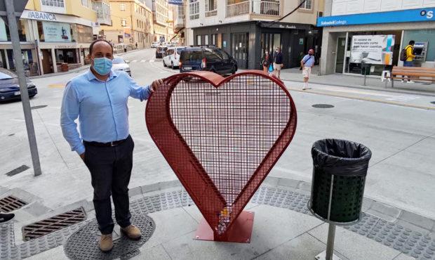 Corazóns solidarios portada